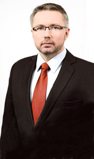 O sobie | Jarosław Rybak